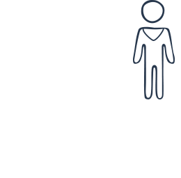 75% of patients who were given CUVPOSA® in a clinical study saw a reduction in drooling by week 8.